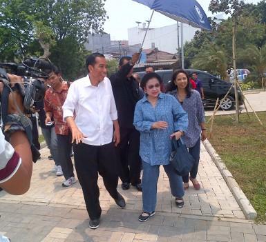 Eva Sundari: Skenario Mega-Jokowi Pas untuk Pilpres 2014