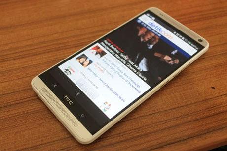 HTC One Max, Jagoan Multimedia yang Tak Banyak Berubah