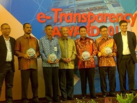 Ini 10 Situs Kementerian dan Lembaga Paling Transparan