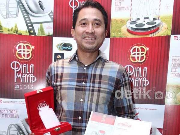 Lukman Sardi, Aktor Omnibus Terpilih 2013