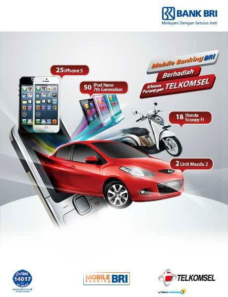 Transaksi Dengan Mobile Banking Bri Berbagai Hadiah Menarik Menanti