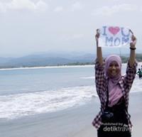 Salam untuk ibunda dari Santolo