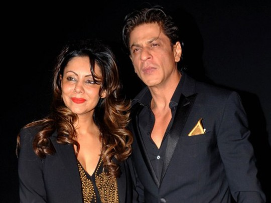 Keserasian Shahrukh Khan dan Istri