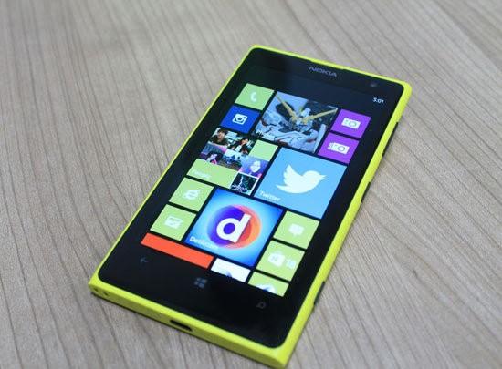 Nokia Lumia 1020 (reza/detikINET)