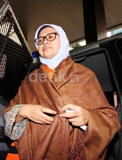 Jadi Makelar Suap Akil Mochtar, Chairun Nisa Terancam 20 Tahun Penjara