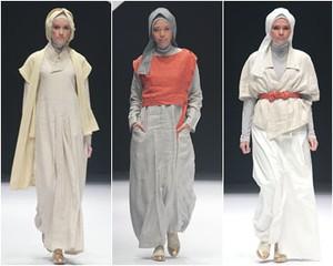 Koleksi Terbaru Busana Muslim Up2Date Terinspirasi dari Negeri Sakura