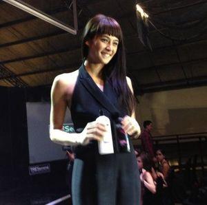 Mariana Renata, Brand Ambassador Pertama Tresemme untuk Asia Tenggara