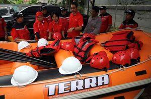 Telkomsel Siaga Banjir