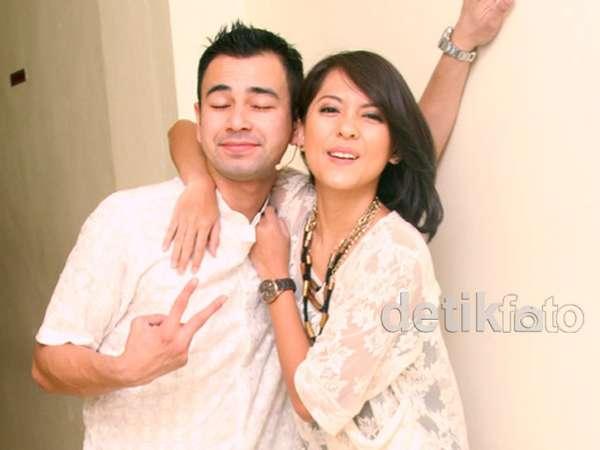 Keakraban Lala Karmela dan Raffi Ahmad