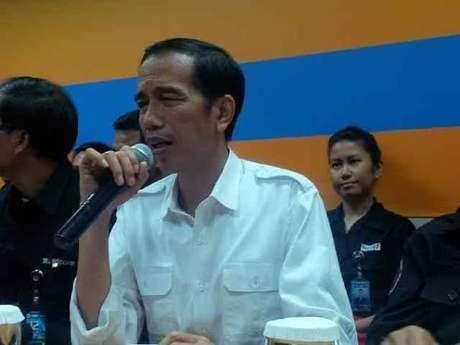 Survei PDB: Jokowi Capres Terkuat