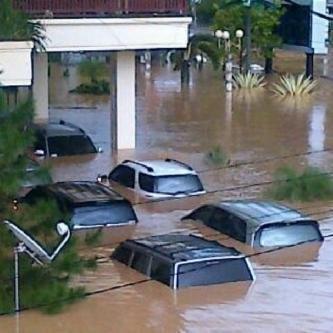 BNPB: Pengungsi Banjir Manado Sudah Berkurang, Cuaca Kondusif