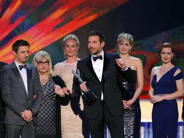 Para Pemenang di SAG Awards 2014