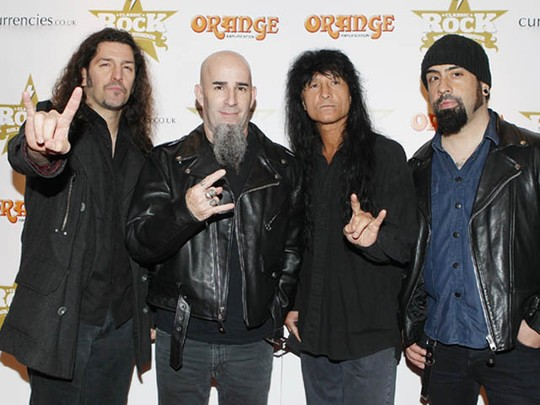 Nominasi Grammy 2014 untuk Best Metal Peformance