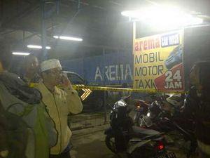 Penadah Motor Briptu Ruslan yang Ditembak di Depok Ditangkap
