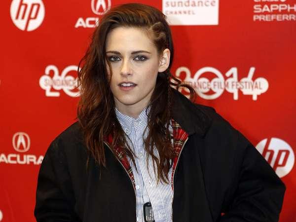 Casual Stylish ala Kristen Stewart