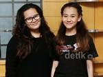Zahwa dan Aaliyah Massaid Beranjak Remaja
