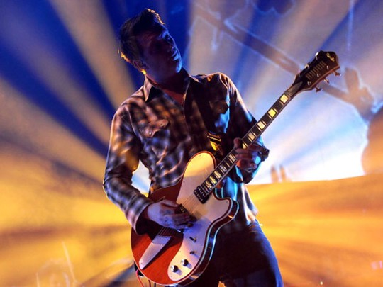 Nominasi Grammy 2014 untuk Best Rock Album