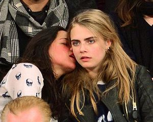 Digosipkan Lesbian, Cara Delevingne dan Michelle Rodriguez Sering Kencan