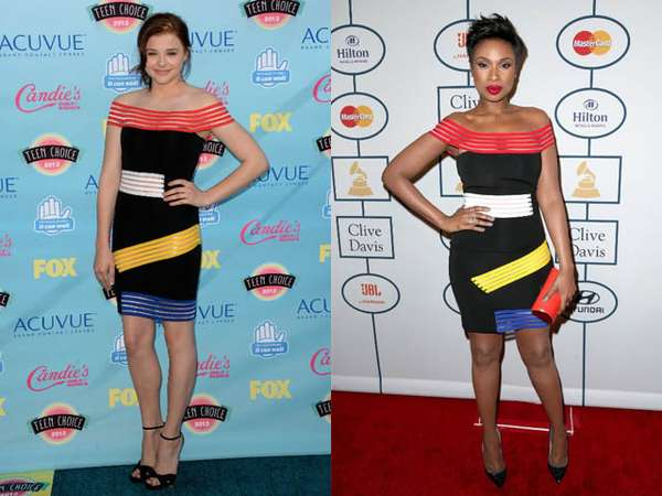 Chloe Moretz vs Jennifer Hudson, Who Wore It Better?