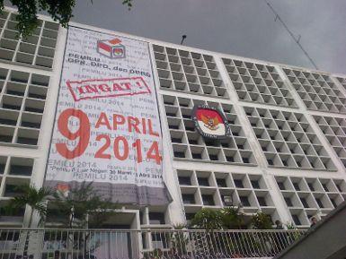 Pemilu 9 April Libur Nasional, Pencoblosan Pukul 07.00-13.00