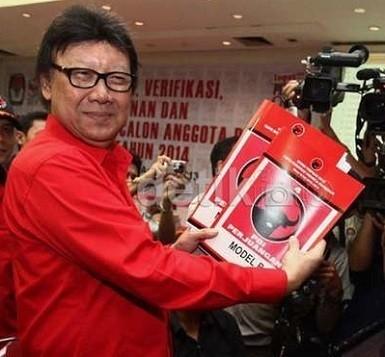 Sekjen PDIP: Jujur, Pemilu 2009 yang Bermain Adalah Intelijen!