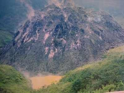 Di Kebumen Jawa Tengah, Abu Gunung Kelud Setebal 3 Cm