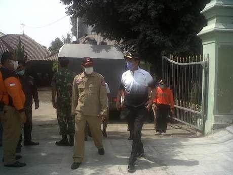 Sultan Soal Efek Abu Kelud: Siswa TK dan SD Libur, Saya Khawatir Kena Ispa