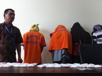 BNN Sita 2 Kg Sabu Asal Malaysia Senilai Rp 4 M di Samarinda