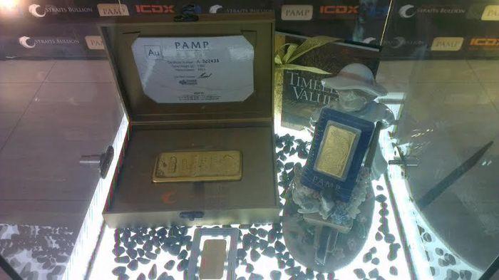 Berminat Beli Emas Dari Swiss Ini Begini Caranya