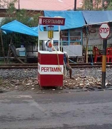 Tak Hanya di Jakarta, Pertamini Menjamur di Berbagai Wilayah