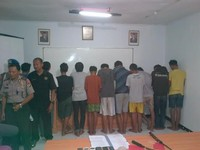 5 Aksi Brutal Geng Motor di Jakarta