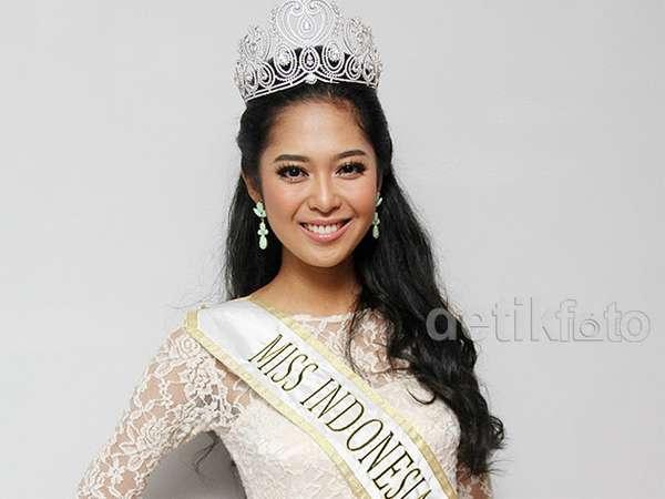 Manisnya Miss Indonesia 2014, Maria Rahajeng