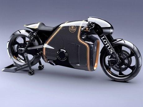 Motor Super Keren dari Lotus