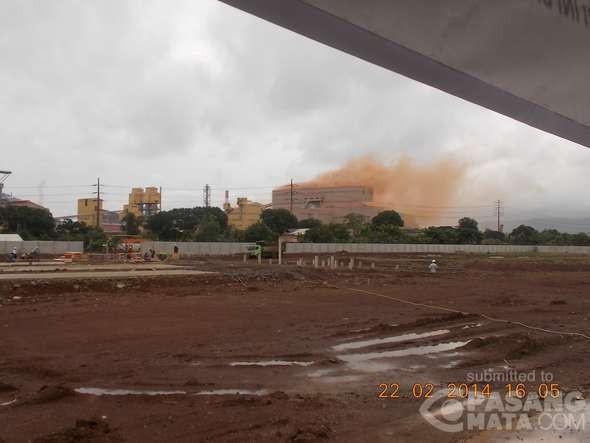 Ledakan Keras Terdengar dari Kawasan Krakatau Posco di Cilegon