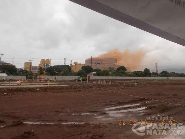 Ledakan Keras di Kawasan PT Krakatau Posco Cilegon Bukan Insiden