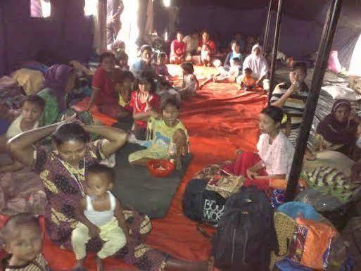 Kabut Asap, 125 Jiwa di Bengkalis Riau Tinggal di Posko Pengungsian