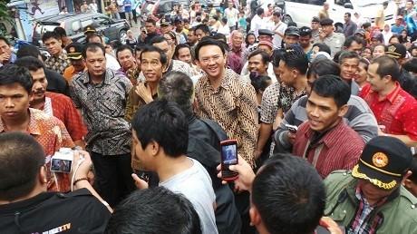 Diajak Blusukan Sama Jokowi, Ahok: Capek Tapi Efektif