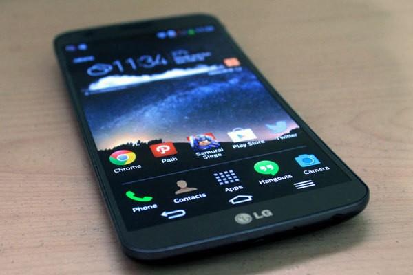 LG G Flex, Ponsel Lengkung yang Ajaib