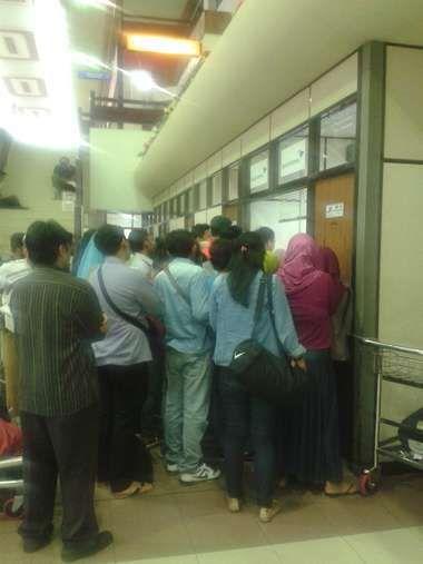 Kemenhub: Pilot Jangan Coba-coba Tembus Asap Bandara Minangkabau!