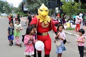 Ini Dia Super Hero dari Gerindra, Mas Garuda Si Pembela Kebenaran