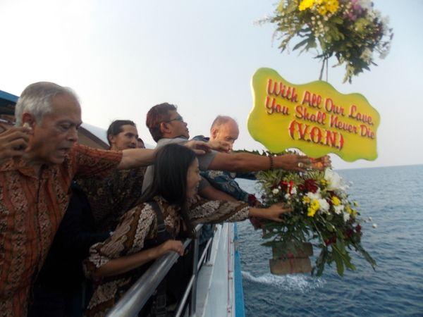 Nostalgia Joop Anak Tentara Belanda tentang Perang Dahsyat di Laut Jawa