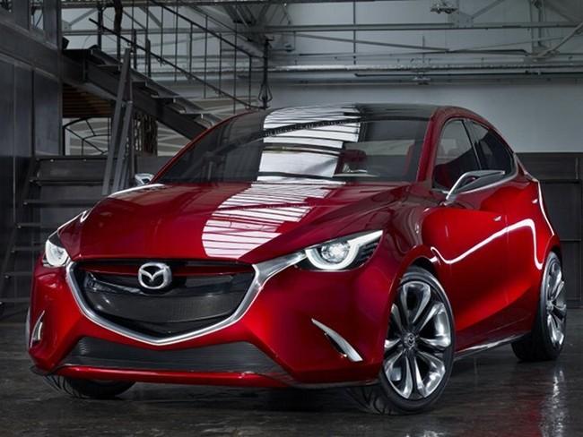 Ini Dia Wajah Mazda2 di Masa Depan