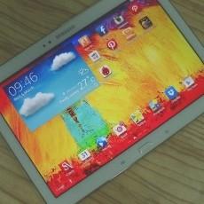 Galaxy Note 10.1 2014 Edition, Tablet Elit dari Samsung