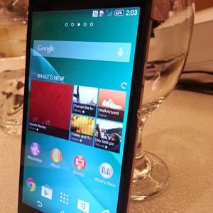 Sony Xperia Z2 (yud/detikINET)