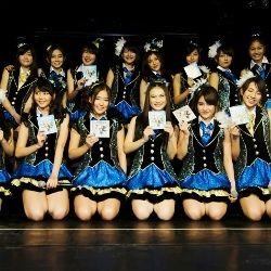 Konser Eksklusif A Night with JKT48 di Trans Studio Bandung