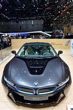 Sedan Sport Hybrid BMW i8