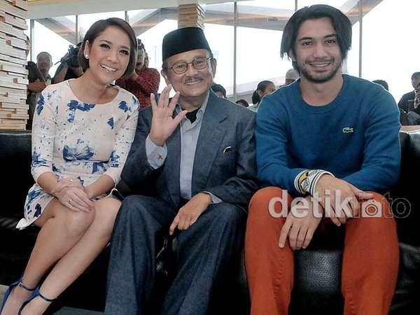 Dua Sejoli Habibie & Ainun, Reza Rahadian dan BCL