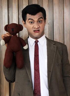Ini Dia Vico Rachman, si Mr Bean Indonesia