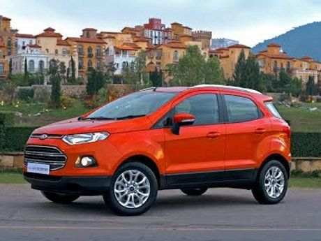 Ford Ecosport Dok Ford