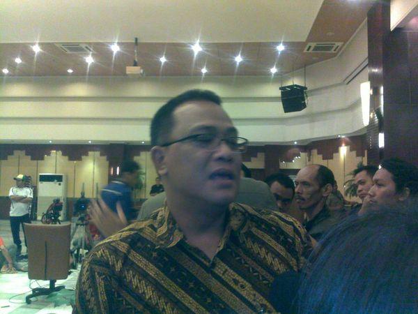 Presiden Ganti Kepala BNP2TKI Jumhur Hidayat